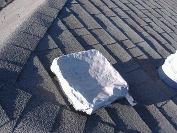 Troy TX Roof Hail Damage Repair